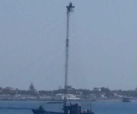 Siracusa Taormina spadari periplo Sicilia Fontaine Pajot Saba 50 catamarano barca a vela