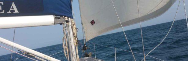 Trasferimento Bavaria 42 Cruiser Savona-Nettuno