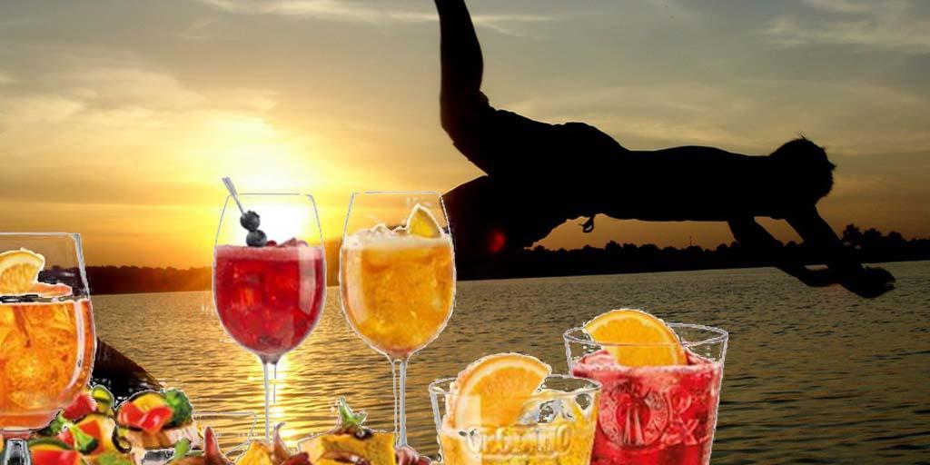 serata apericena al tramonto aperitivo uscite in barca a vela esperienze di vela offerte noleggio con skipper