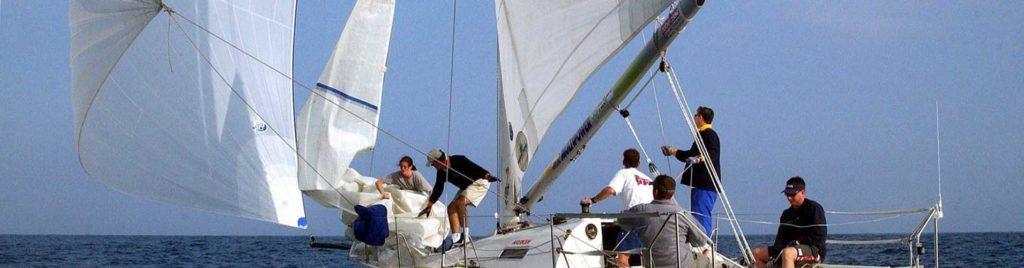 passione vela andar per mare in barca a vela giornata velica uscite in barca a vela esperienze di vela offerte noleggio con skipper