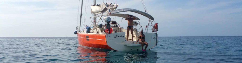 Sole e mare vivere il mare in barca a vela uscite in barca a vela esperienze di vela offerte noleggio con skipper