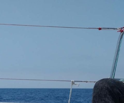 Anna timona Bavaria 34 Cruiser cinque terre esperienze di vela uscite in barca a vela crociere Varazze