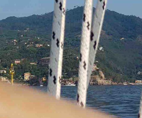 Costa golfo del Tigullio fino a Bonassola 6 giorni di Esperienze Di Vela