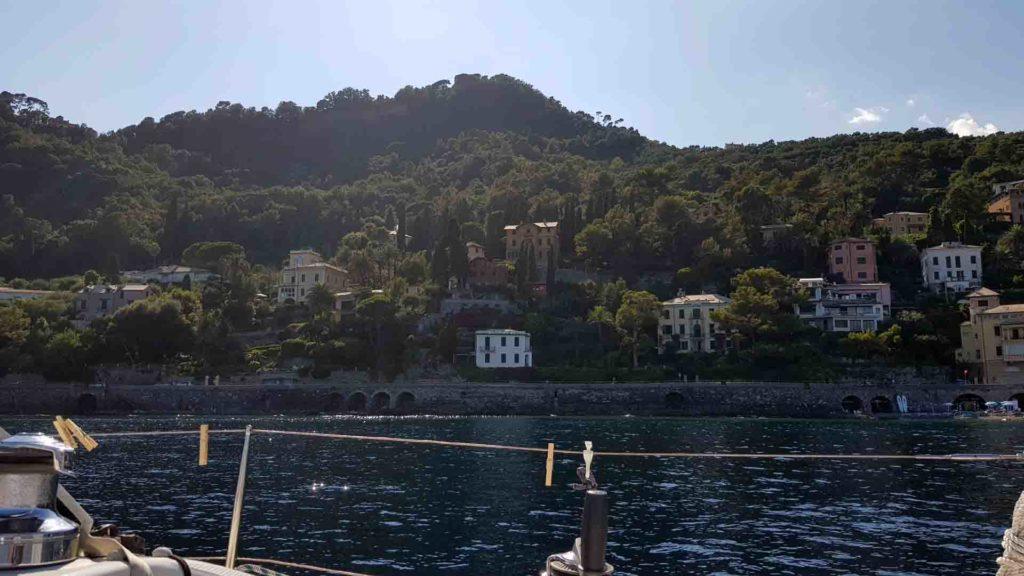 Capo pedale golfo del Tigullio fino a Bonassola 6 giorni di Esperienze Di Vela