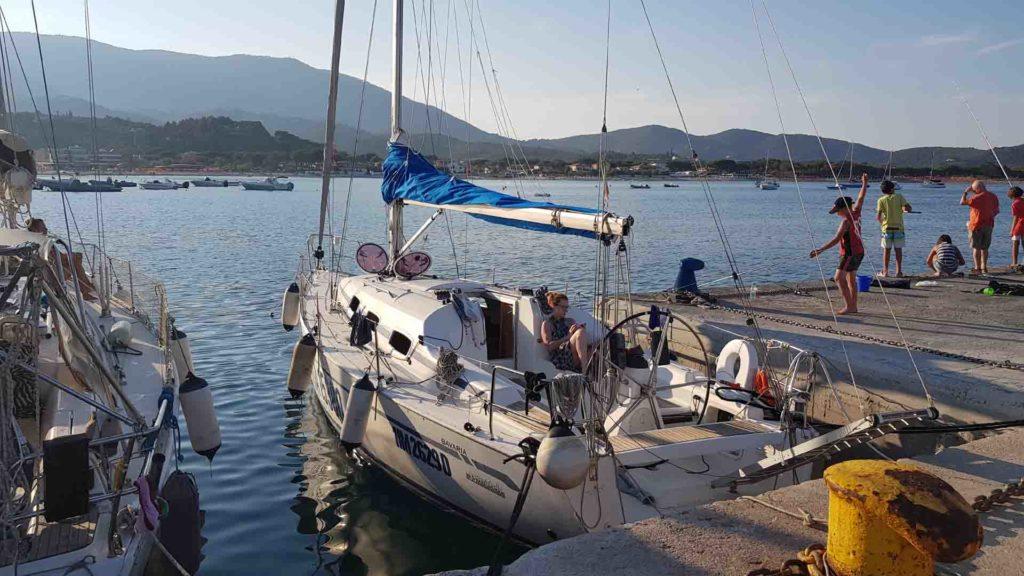 Marina Di Campo isola d'Elba Esperienze di Vela