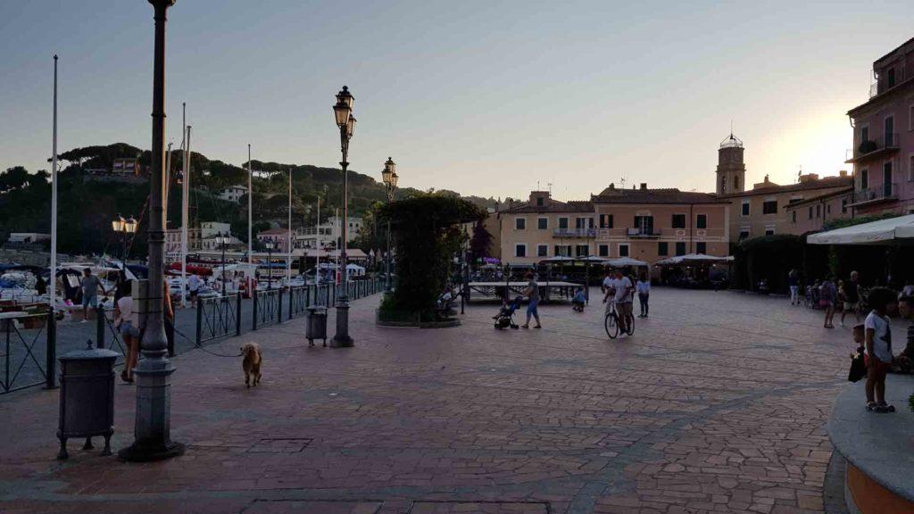 Porto Azzurro Isola D'Elba Esperienze Di Vela