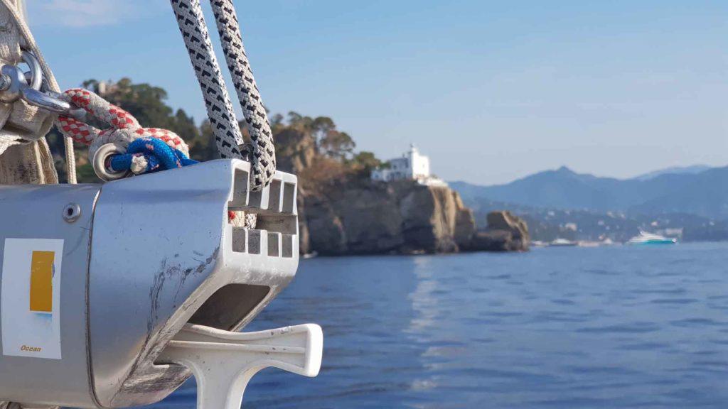 Punta Portofino golfo del Tigullio fino a Bonassola 6 giorni di Esperienze Di Vela