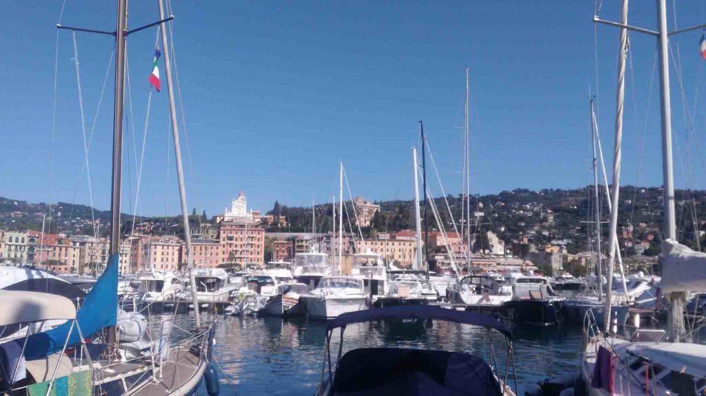 Santa Margherita Ligure golfo del Tigullio fino a Bonassola 6 giorni di Esperienze Di Vela