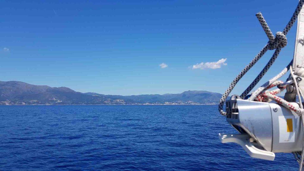 Varazze golfo del Tigullio fino a Bonassola 6 giorni di Esperienze Di Vela